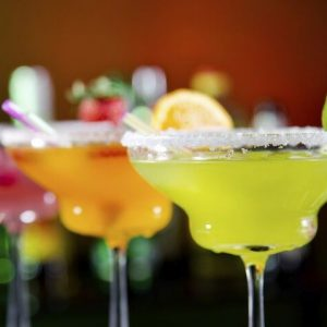 Margaritas – Real Fruit Flavor