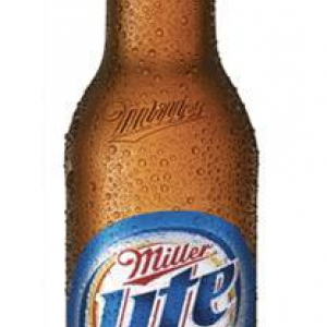 Domestic Bottle Beer – Miller Light